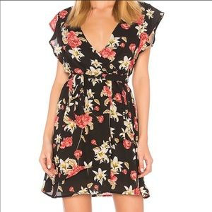 Jack By BB Dakota Shakira Floral Dress Size Small